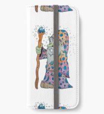 Wacky Elf Wizard iPhone Wallet/Case/Skin