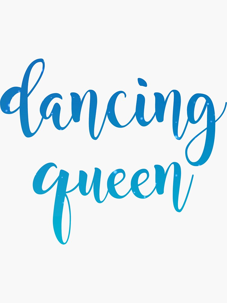 Tanzkönigin von marykatebrennan