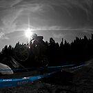 out of the sun by Stefan Trenker
