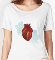 Heart of Gold Women's Relaxed Fit T-Shirt