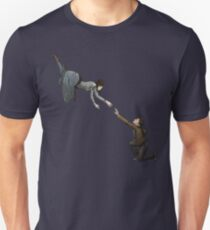Hello, Doctor. Unisex T-Shirt