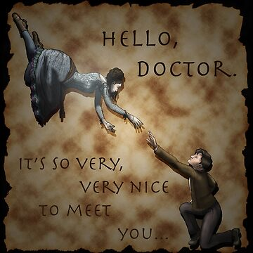 Hello, Doctor. by pthulin