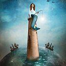 The hermit by Catrin Welz-Stein