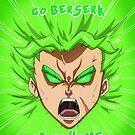 Go Super Saiyan Berserk! by jazylhart