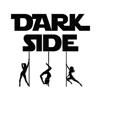 This Is My Pole Dancing Tshirt Design Dark Side by Customdesign200