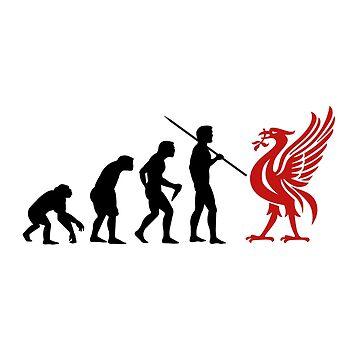 Liverpool Evolution by Nkioi