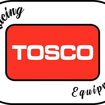 TOSCO Racing Equipment by andreleichtfuss