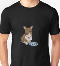 Bester Hund Ein Slim Fit T-Shirt