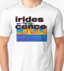 iridescence - skyline Unisex T-Shirt