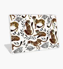Cheetah Collection – Mocha & Black Palette Laptop Skin