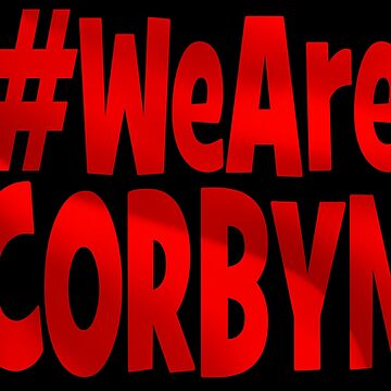 WE ARE CORBYN by Paparaw
