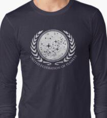 U.F.P. Vintage White Long Sleeve T-Shirt