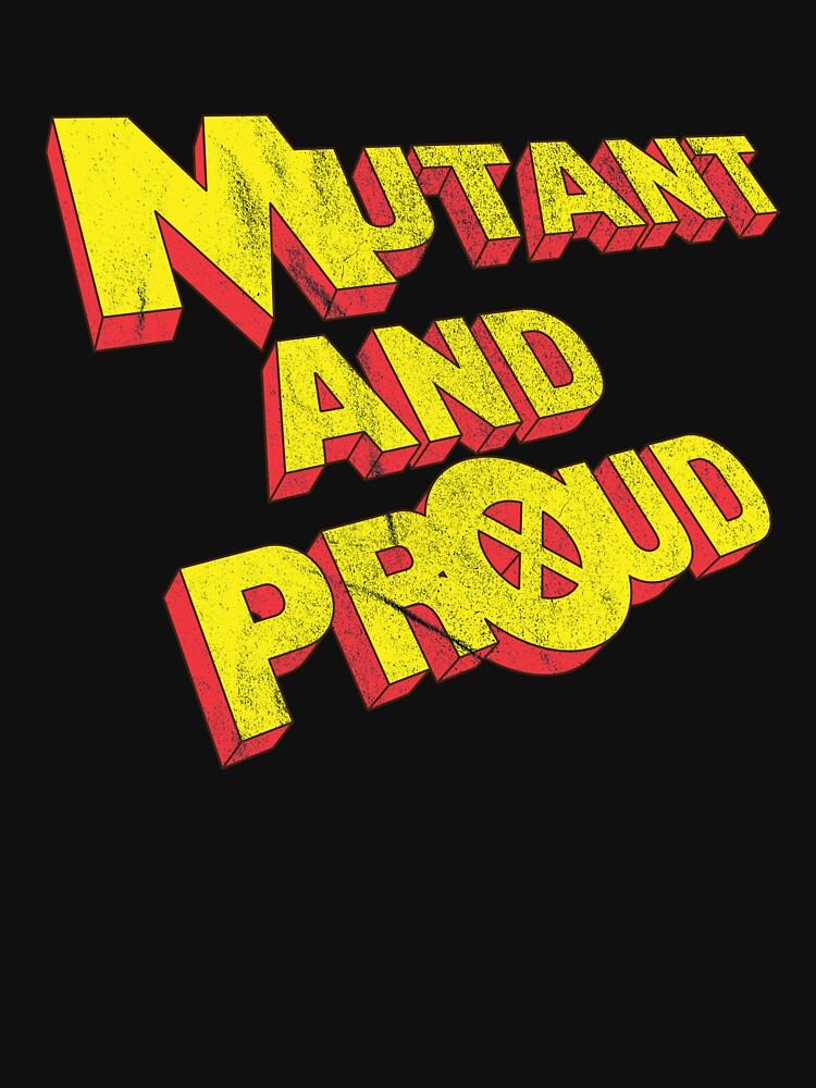 Mutant and Proud by ao01