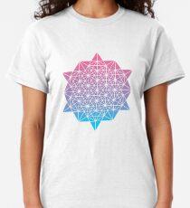 64 Star Tetrahedron  Classic T-Shirt