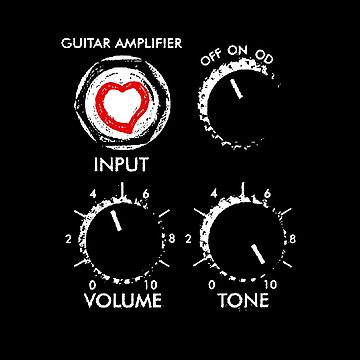 Amplify your love- Music-Guitar-Rock,Blues,Pop,Metal,Jazz,Orchestra by carlosafmarques