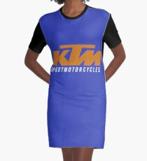 KTM Sportmotorcycles Graphic T-Shirt Dress