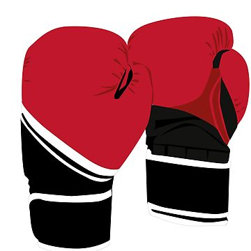 boxing gloves by 2piu2design