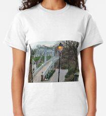 Queens Park Suspension Bridge Classic T-Shirt