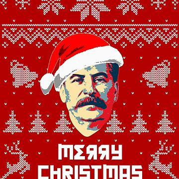 Stalin Merry Christmas by idaspark