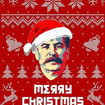 Stalin Merry Christmas by idaspark