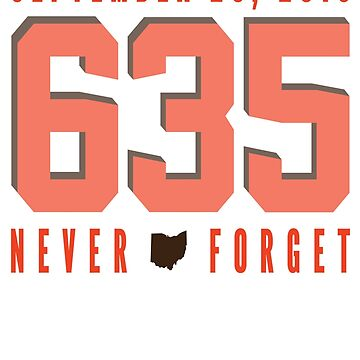 Never Forget 635 (Brown/Orange) by Pelicaine