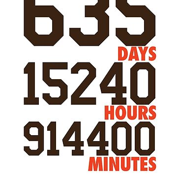 635 Days (Brown/Orange) by Pelicaine