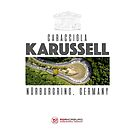 The Karussell - Grey by rsrnurburg