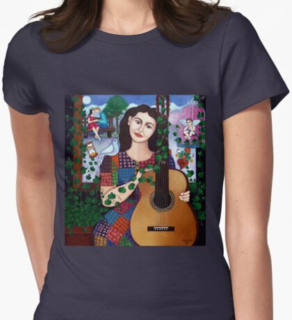 Violeta Parra and the song Back at 17 - Volver a los 17 T-Shirt