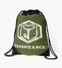 RESISTANCE - Ingress Drawstring Bag