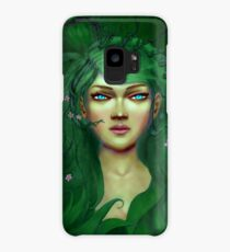 Green Nature Fairy Case/Skin for Samsung Galaxy