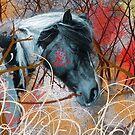 War Pony by Donna Ridgway