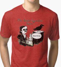 Camiseta de tejido mixto RAVEN AGRESIVO PASIVO