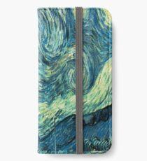 Starry Night Tardis iPhone Wallet/Case/Skin