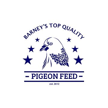 Barney's Top Quality Pigeon Feed by hogfish