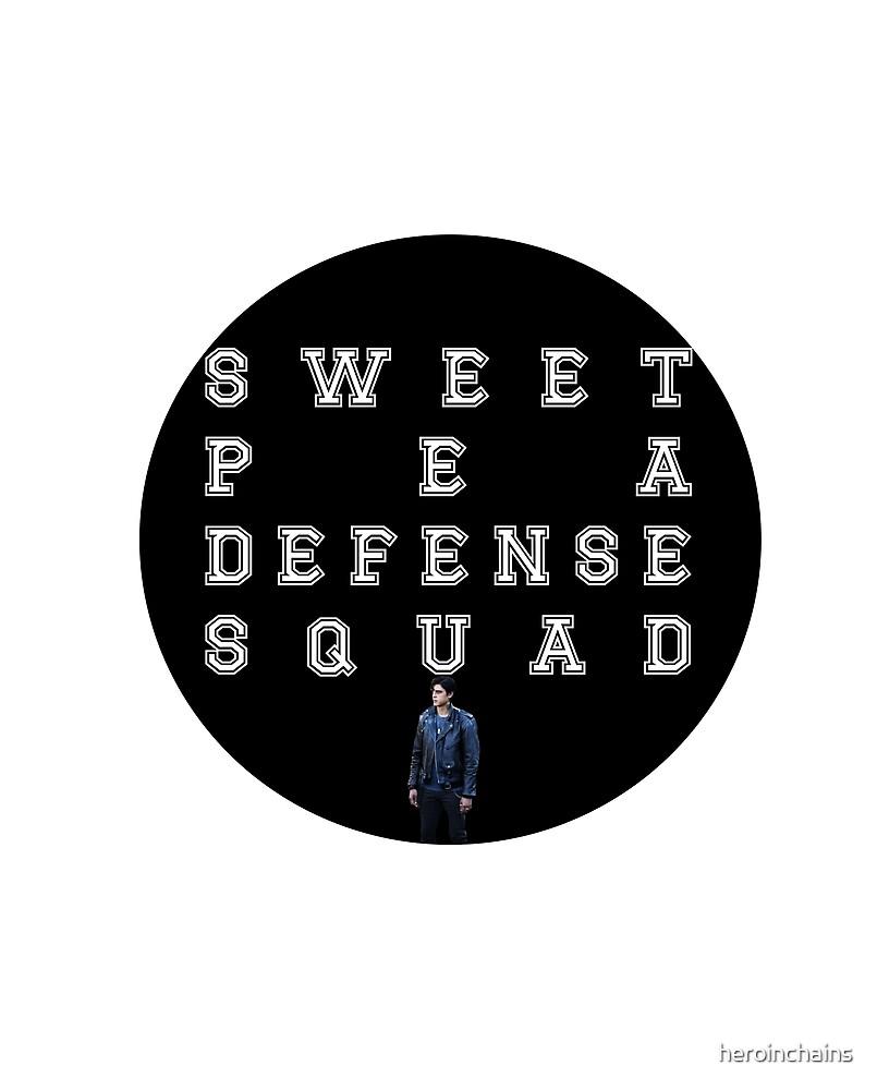 Sweetpea Riverdale Defense Squad