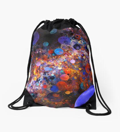 Astral Amnesia Drawstring Bag