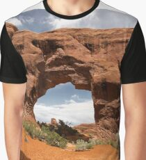 Pine Tree Arch - 1 © Graphic T-Shirt