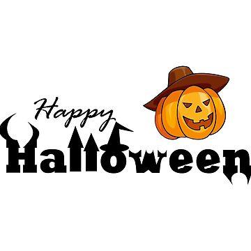 Happy Halloween by fourretout