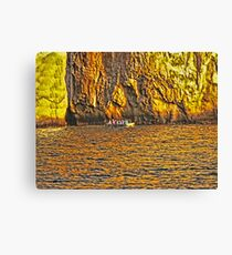 Raft Canvas Print