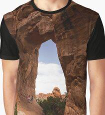 Pine Tree Arch - 3 ©  Graphic T-Shirt