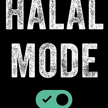 Halal Mode by with-care