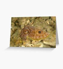 Reaper Cuttlefish Greeting Card