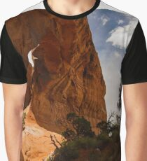 The Back Side Of Pine Tree Arch - 2 ©  Graphic T-Shirt