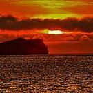 Sunset by Morris Klein