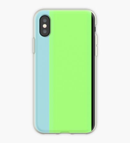 Color Lines N°2 iPhone Case