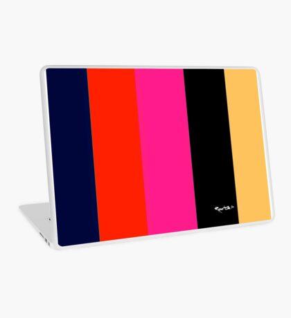 Color Lines N°1 Laptop Skin