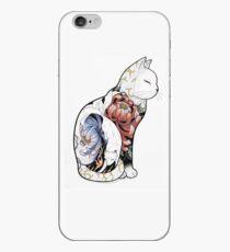 Kitsune Katze Tatto iPhone-Hülle & Cover