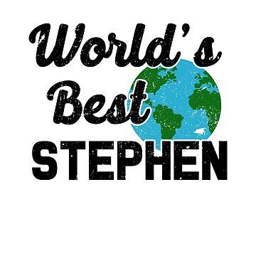 World's Best Stephen by dreamhustle