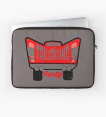 Football or Other Sports Tailgating Party Stadium Parties Shirts Clothing & Others Laptop Sleeve