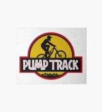 Pump Track Art Board